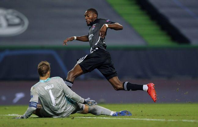 Karl Toko Ekambi a été moqué par certains supporters lyonnais pour ses duels perdus, en demi-finale de Ligue des champions face au Bayern de Manuel Neuer, surtout pour le poteau touché à 0-0.