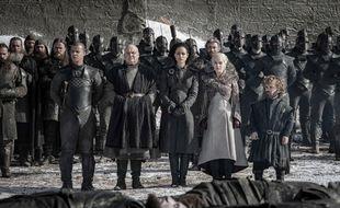 Une image de la saison 8 de «Game of Thrones» (illustration).