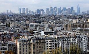 Illustration du Grand Paris.
