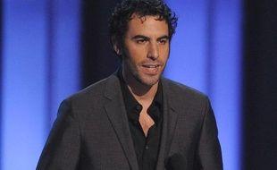Sacha Baron Cohen le 6 janvier 2010, lors d'une remise de prix à Los Angeles