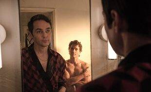 Jim Parsons et Matt Bomer dans «The Boys in the Band» de Joe Mantello
