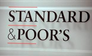 Logo de l'agence de notation Standard and Poor's