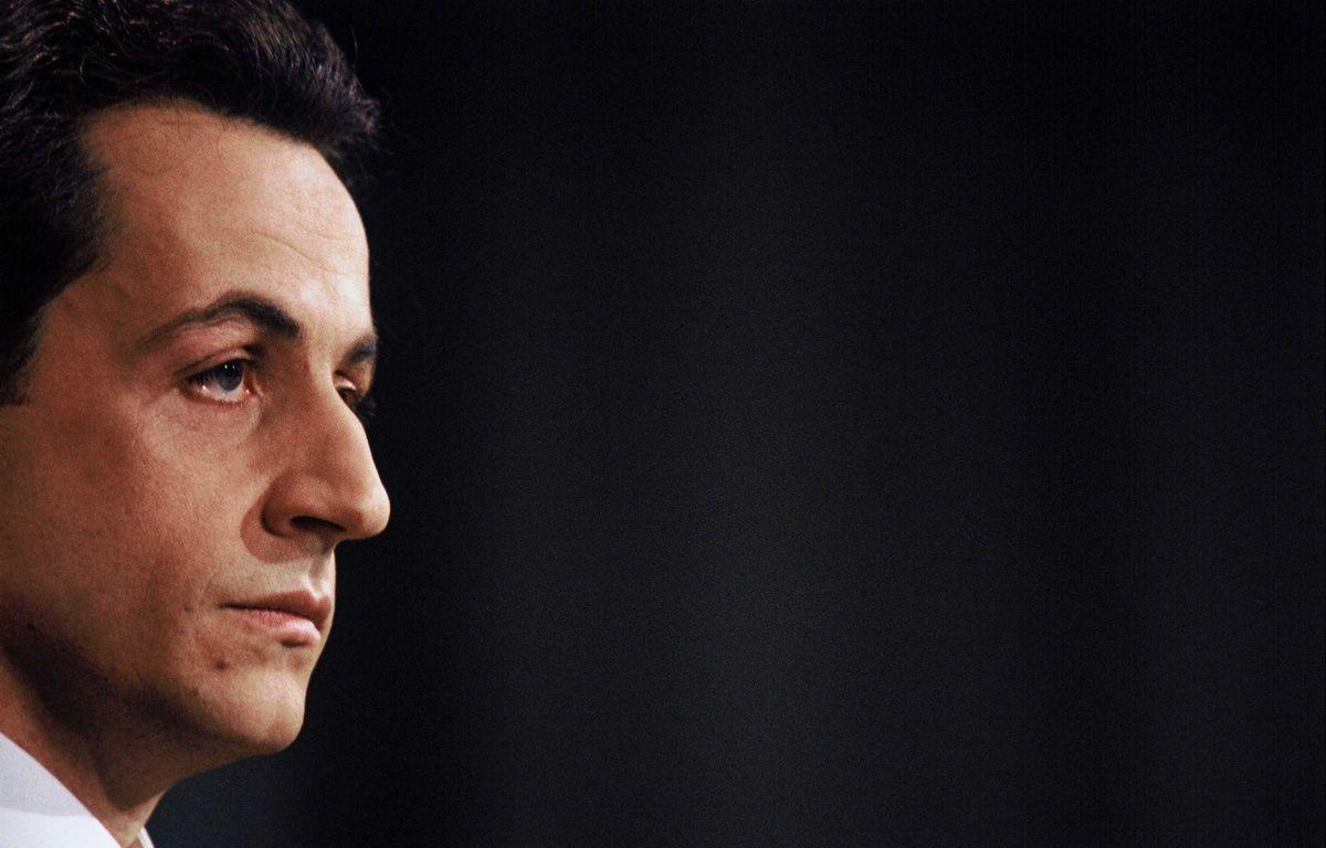 Nicolas Sarkozy en 1995 – NICOLAS JOSE/SIPA