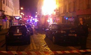 Rue du Faubourg du Temple, Paris 10e