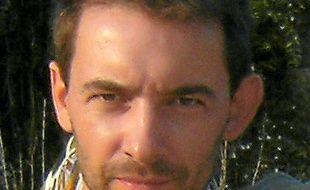 Stéphane Herb, chez lui à Lattes.
