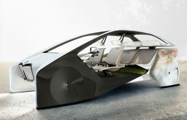 Le concept car i Inside Future de BMW.