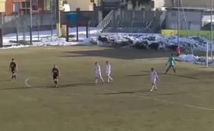 Le club de Pro Piacenza a envoyé ses U18 se faire déchirer le week-end dernier.