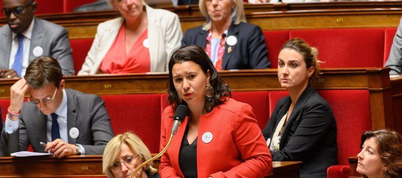 La députée LREM du Val d'Oise, Fiona Lazaar, a rendu un rapport le 18 février 2020 sur l'usage du terme