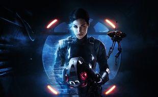 Passez du côté obscur avec Iden Versio, l'anti-héroïne de «Star Wars Battlefront II»
