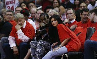 Kylie Jenner et son compagnon Travis Scott ont annoncé l'arrivée de leur petite fille le 1er février