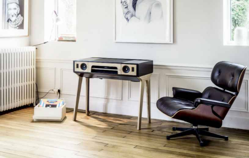 Exclusif meuble enceinte lp 160 l excellence audio fran aise fait salon - Salon de la maison paris ...