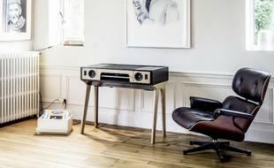 Nouvelle création de La Boîte Concept, l'enceinte LP 160 est dévoilée au salon Maison & Objet Paris.