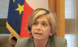 Valérie Pécresse, ministre du Budget.