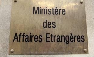 Le Quai d'Orsay - photo d'illustration