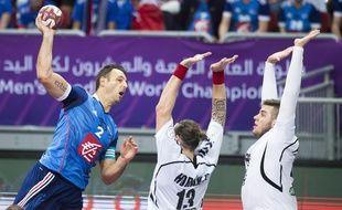 Jérôme Fernandez est le meilleur marqueur de l'histoire de l'équipe de France.