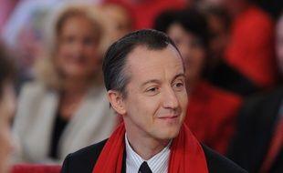 Le journaliste et éditorialiste Christophe Barbier.