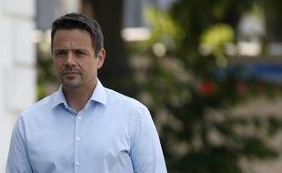 Le candidat aux élections présidentielles en Pologne, Rafal Trzaskowski, le 28 juin 2020