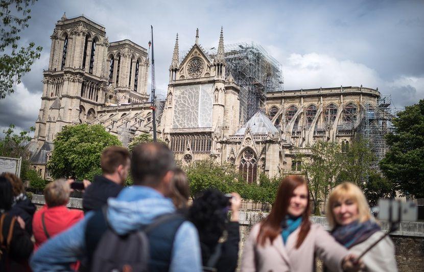 L'incendie de Notre-Dame de Paris a été l'événement le plus tweeté dans le monde en 2019