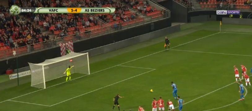 Le match fou entre Valenciennes et Béziers