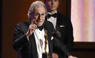 Lalo Schifrin, compositeur du thème de «Mission Impossible» reçoit un Oscar d'honneur