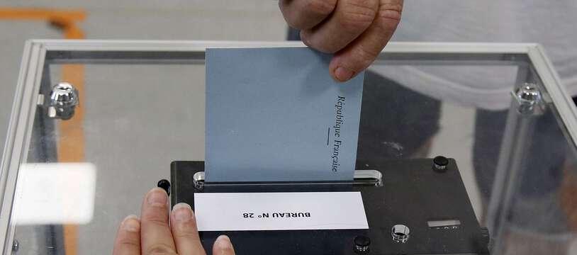 Stéphanie Kerbarh avait pris la tête d'une liste dissidente pour les élections régionales en Normandie.