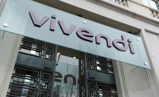 Siège de Vivendi à Paris, le 26 février 2013