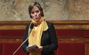 La députée Cendra Motin, le 28 juillet 2017 à l'Assemblée nationale.