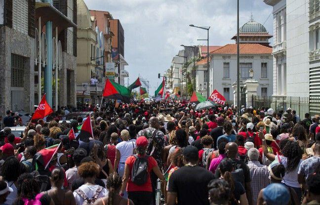 Chlordécone : La Martinique se mobilise contre « l'impunité »