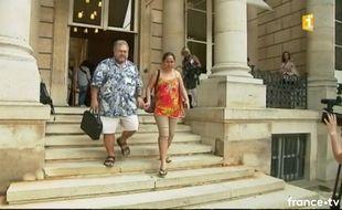 Le député polynésien indépendantiste Moetai Brotherson.