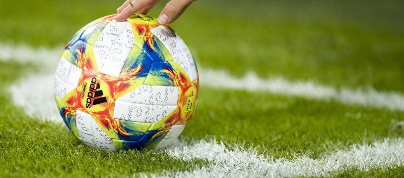 Illustration d'un ballon de football.