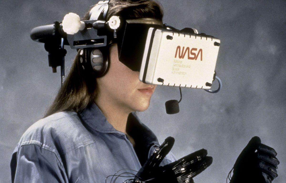 Essai de réalité virtuelle à la Nasa, image d'illustration. – SUPERSTOCK/SUPERSTOCK/SIPA