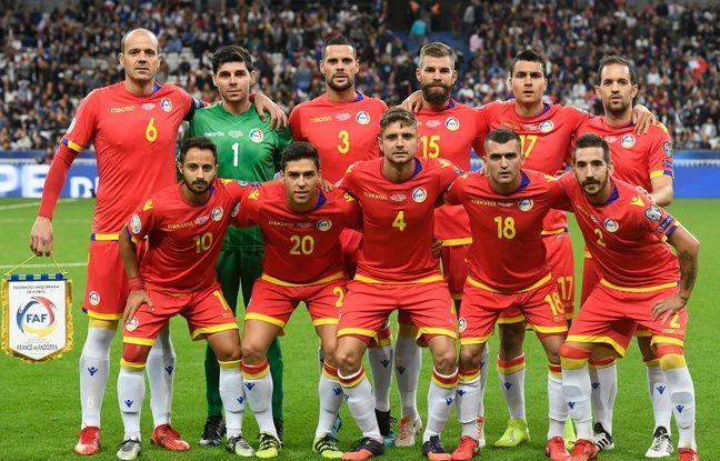 Eliminatoires de l'Euro: Après 56 matchs (et 56 défaites), Andorre crée l'exploit face à la Moldavie