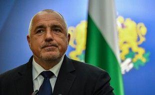 Boïko Borissov, Premier ministre bulgare positif