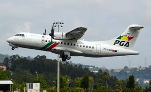 Un avion de la Portugalia Airlines (illustration)