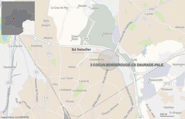 L'accident a eu lieu sur le boulevard Netwiller, côté route d'Albi.