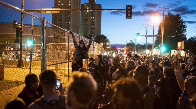 Aux Etats-Unis, les manifestations s'étendent après la mort de George Floyd