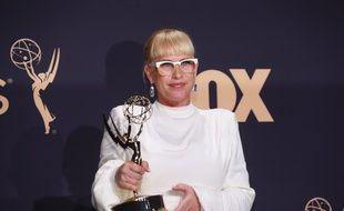 L'actrice Patricia Arquette aux 71e Emmy Awards
