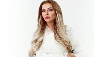 Julia Samoylova, représentante de l'Eurovision 2018.