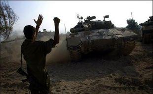 """L'armée israélienne interrogée par l'AFP a confirmé les faits et indiqué avoir ouvert une enquête sur cette affaire qu'elle considère avec """"une extrême gravité""""."""