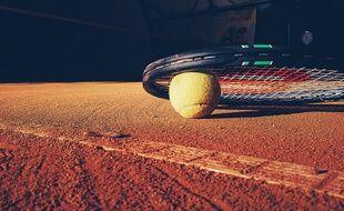 Tentative de corruption dans le tennis: six mois avec sursis requis contre un jeune homme (Illustration)