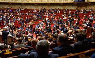 L'assemblée nationale le 17 septembre 2019