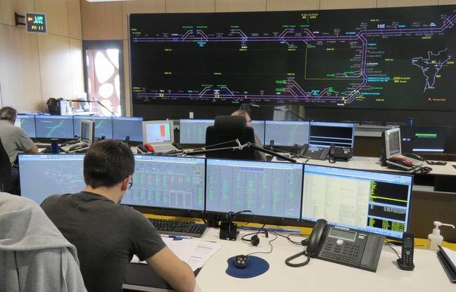 Le central sous-station pilotera l''alimentation électrique de 2.300 km de lignes.