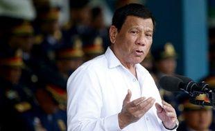 Rodrigo Duterte est président des Philippines depuis juin 2016.