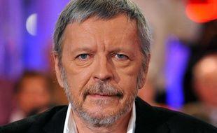 Renaud Enregistrement de Vivement Dimanche  Special Jacques Perrin  sur FR2.
