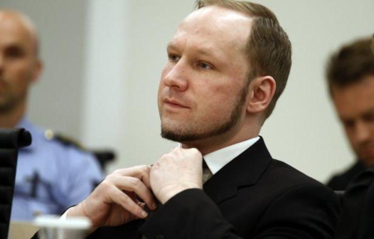 """Inspections corporelles quotidiennes, café froid et censure de sa correspondance: le tueur Anders Behring Breivik estime ses conditions de détention """"inhumaines"""", ressort-il des extraits d'une lettre publiés vendredi. – Junge Heiko afp.com"""