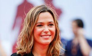 Sandrine Quétier au festival de Deauville le 10 septembre 2016.