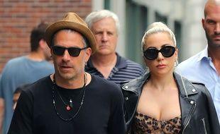 Les ex-fiancés Christian Carino et Lady Gaga