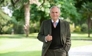 L'homme d'affaires bordelais Bernard Magrez