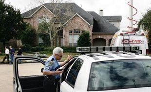 Un suspect a été inculpé dans l'affaire de la découverte vendredi de quatre hommes âgés séquestrés depuis des années dans un taudis