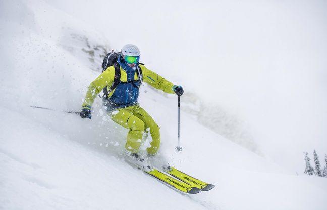 Le ski de randonnée peut garantir des sensations en descente.